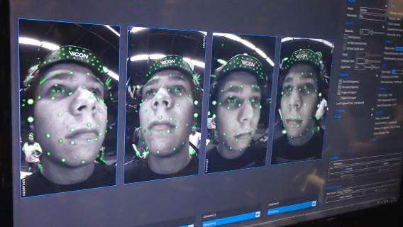 Introduction to Facial Motion Capture | AUT Art + Design